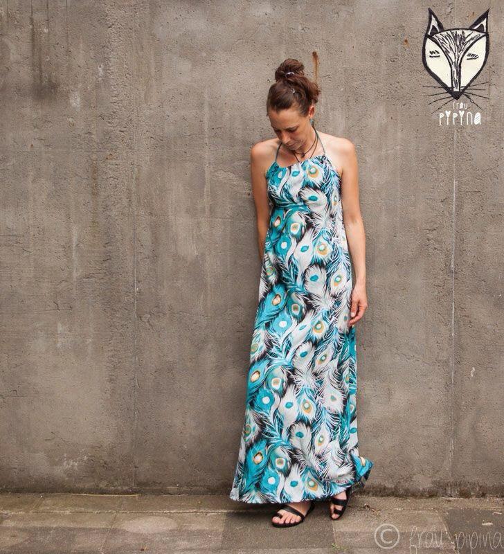 Ein Walla walla Kleid für mich – frau pipina